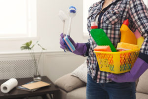 Spring Cleaning Your Doors and Windows